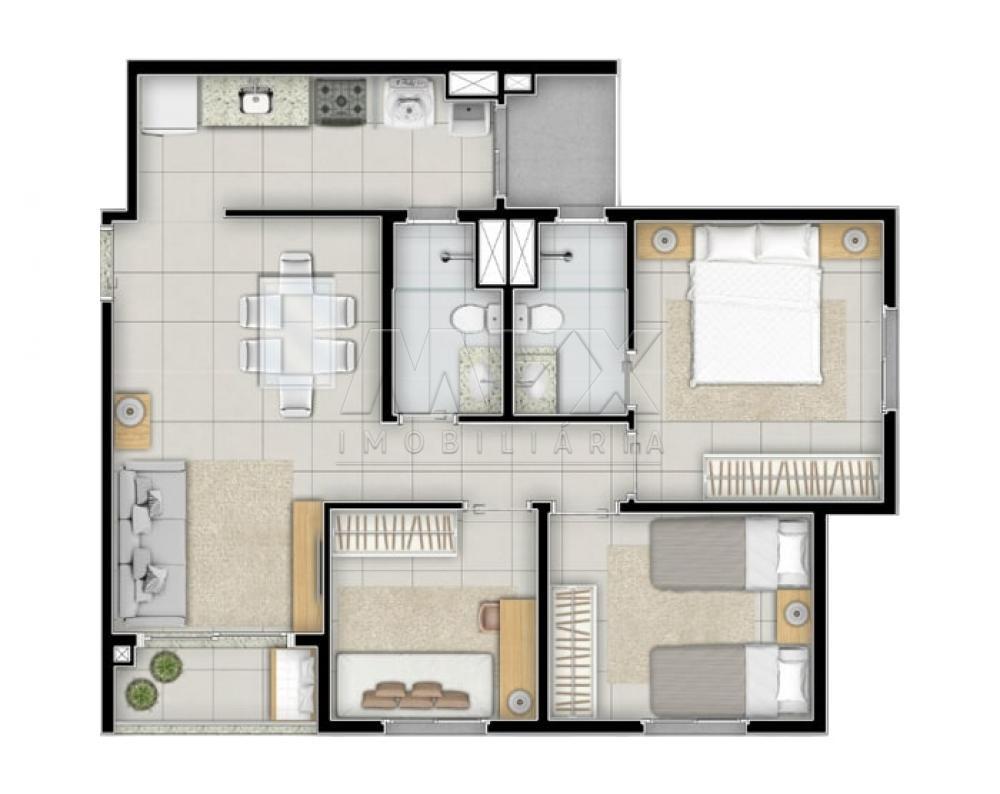 Alugar Apartamento / Padrão em Bauru apenas R$ 1.600,00 - Foto 1