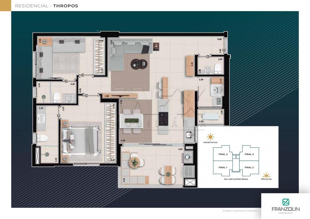 Comprar Apartamento / Padrão em Bauru R$ 520.000,00 - Foto 2